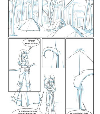 Tales Of Rita And Repede 2 – A Test Taken Too Far comic porn sex 002