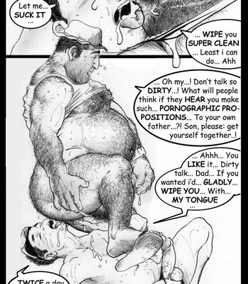 Seaside Piss-Party 2 comic porn sex 021