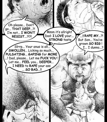 Seaside Piss-Party 2 comic porn sex 023