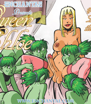 Porn Comics - Queen Chloe 3 – The Lady Of The Ring