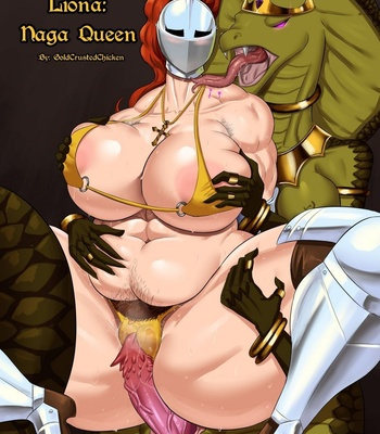 Porn Comics - Bikini Knight Liona – Naga Queen