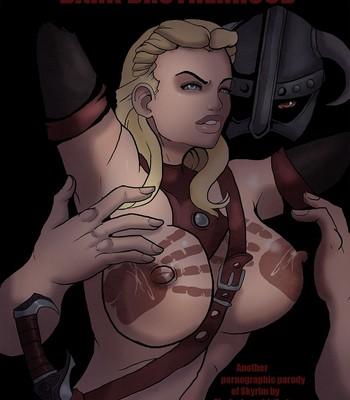 Porn Comics - Dragonborn And The Dark Brotherhood Sex Comic