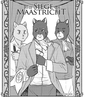 Porn Comics - The Siege Of Maastricht 1 Sex Comic