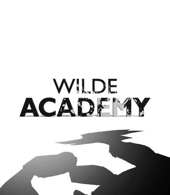 Porn Comics - Wilde Academy 1
