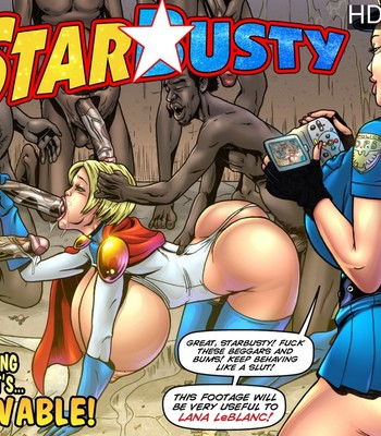 Porn Comics - Starbusty – Unbelievable Sex Comic