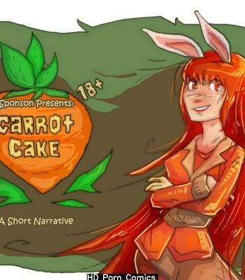 Porn Comics - Carrot Cake 1