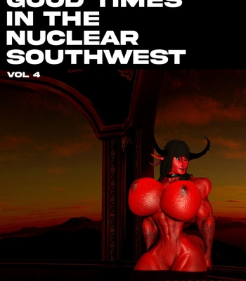 Porn Comics - Good Times In The Nuclear Southwest 4