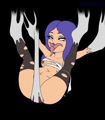 Aphrodisiac – Bluebell X Splittacle comic porn sex 017