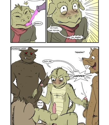 Thievery 2 Sex Comic sex 008