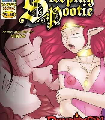 Porn Comics - Sleeping Pootie Sex Comic