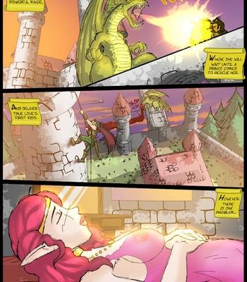 Sleeping Pootie Sex Comic sex 002