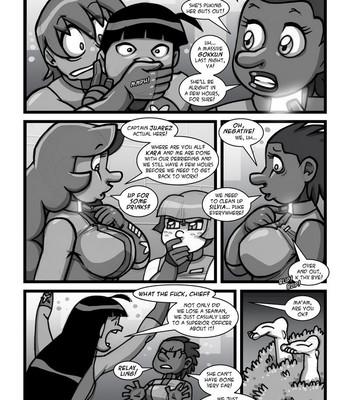 Space Sex Squad 17 comic porn sex 009