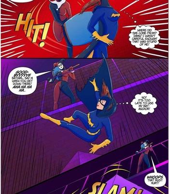 Batgirls In Trouble 1 comic porn sex 003