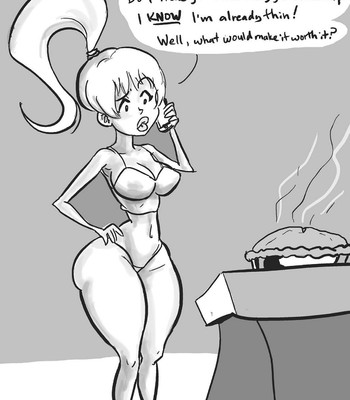 Gym Failure Wife Origins comic porn thumbnail 001