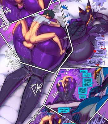 Alone At Last! comic porn sex 017