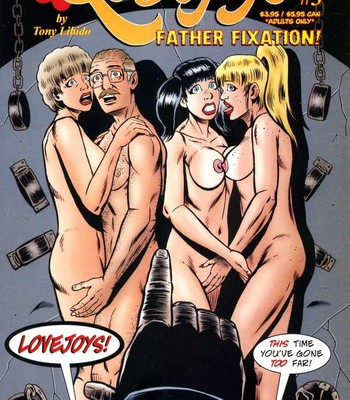 Porn Comics - Here Come The Lovejoys – Father Fixation 3