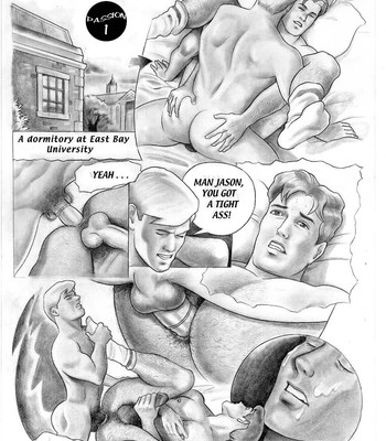 Porn Comics - Guided By Passion