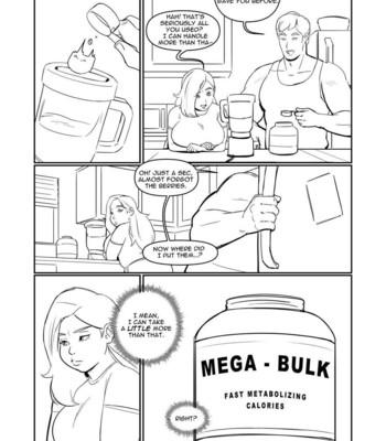 Bulk Up!! comic porn sex 003