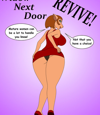 Porn Comics - Widow Next Door Revive