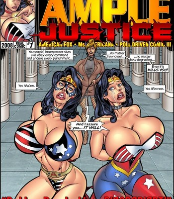 Porn Comics - Ample Justice 1 – Better Dead Than Disobedient
