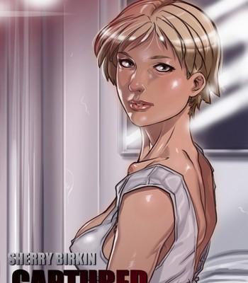 Porn Comics - Sherry Birkin Captured Sex Comic
