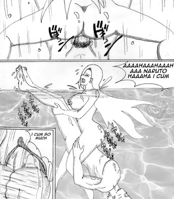 An Unexpected Visitor comic porn sex 043