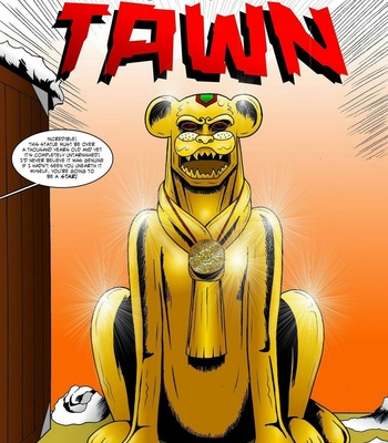 Porn Comics - The Origin Of Tawn