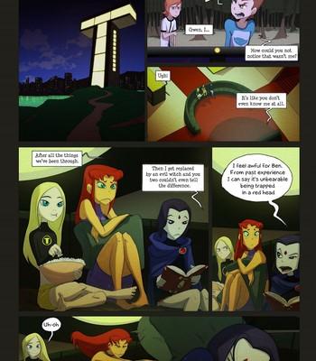 Porn Comics - A Few Less Titans