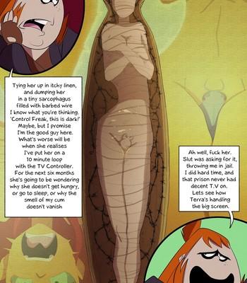 A Few Less Titans comic porn sex 006