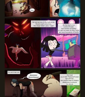 A Few Less Titans comic porn sex 013