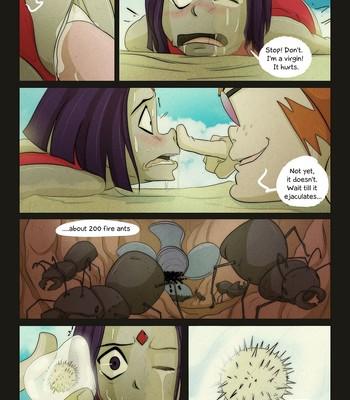 A Few Less Titans comic porn sex 016