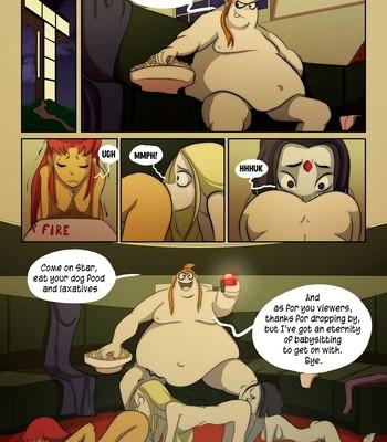 A Few Less Titans comic porn sex 020
