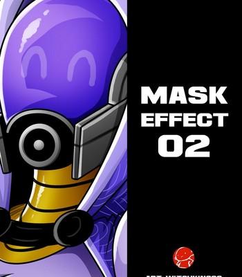Porn Comics - Mask Effect 2 Sex Comic