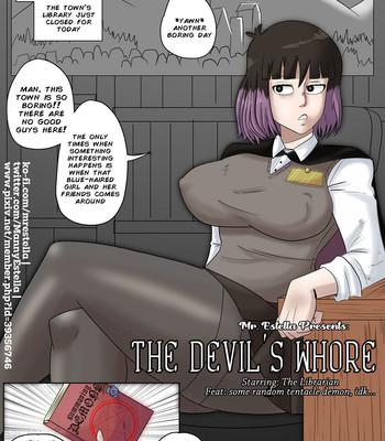The Devil's Whore comic porn thumbnail 001