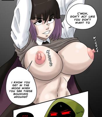 The Devil's Whore comic porn sex 004