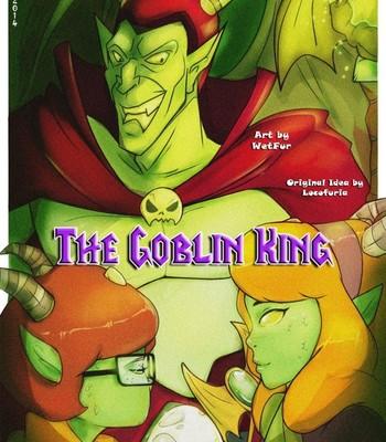 Porn Comics - The Goblin King Sex Comic