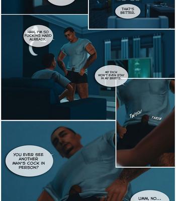 A Helping Hand comic porn sex 017