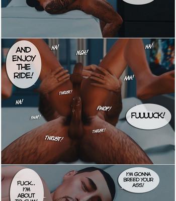 A Helping Hand comic porn sex 031