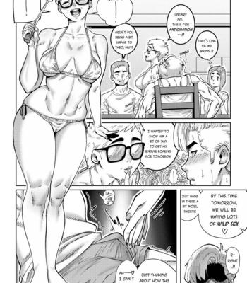 Bee Patient comic porn sex 004