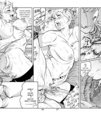 Bee Patient comic porn sex 027