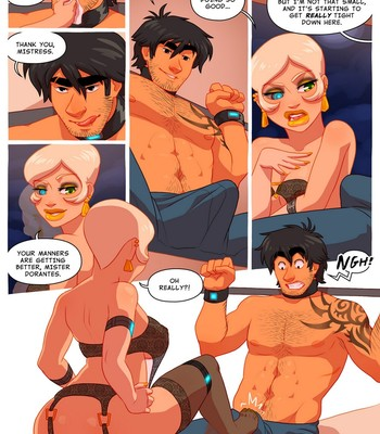 100 Percent 1 Sex Comic sex 017