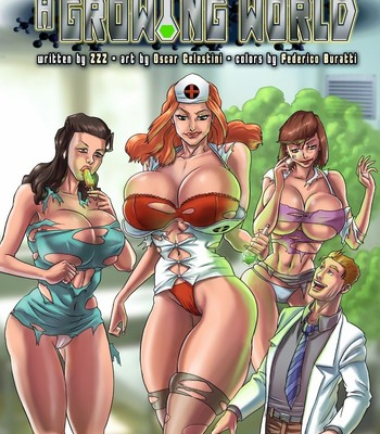 Porn Comics - A Growing World ZZZ Sex Comic