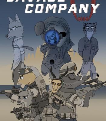 Porn Comics - Savage Company 2