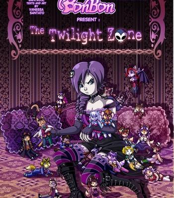 Porn Comics - The Twilight Zone Sex Comic