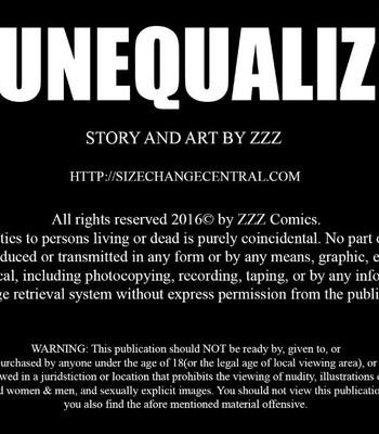 Porn Comics - The Unequalizer 2