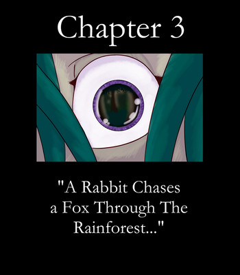 Porn Comics - The Broken Mask 3 – A Rabbit Chases A Fox Through The Rainforest