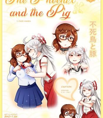 Porn Comics - The Phoenix And The Pig