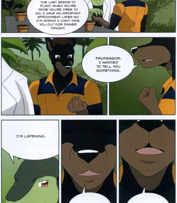 The Student And The Botanist Sex Comic sex 020