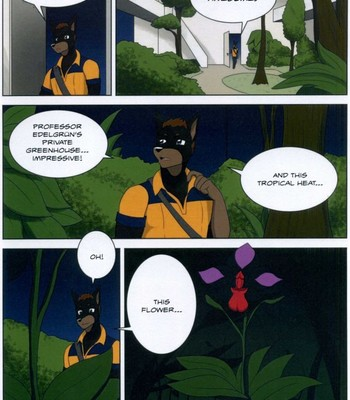 The Student And The Botanist Sex Comic sex 026