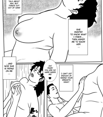 Sex Education comic porn sex 003